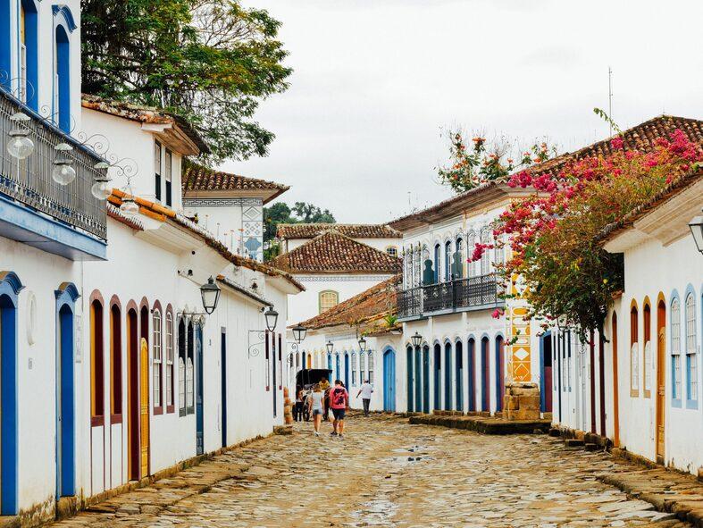 Brésil (2) - Paraty