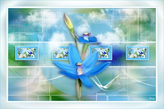 FL0087 - Tube fleur