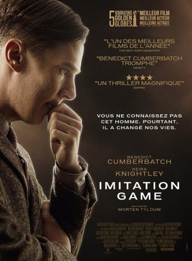 Imitation Game ( The Imitation Game )