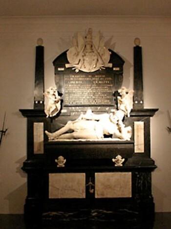 Le mausolée