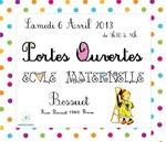 Journée Portes Ouvertes Ecole Bossuet