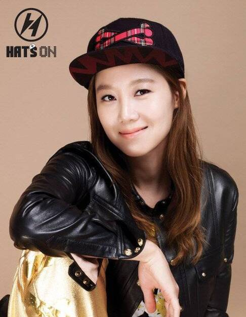 Gong Hyo Jin pour Hats On