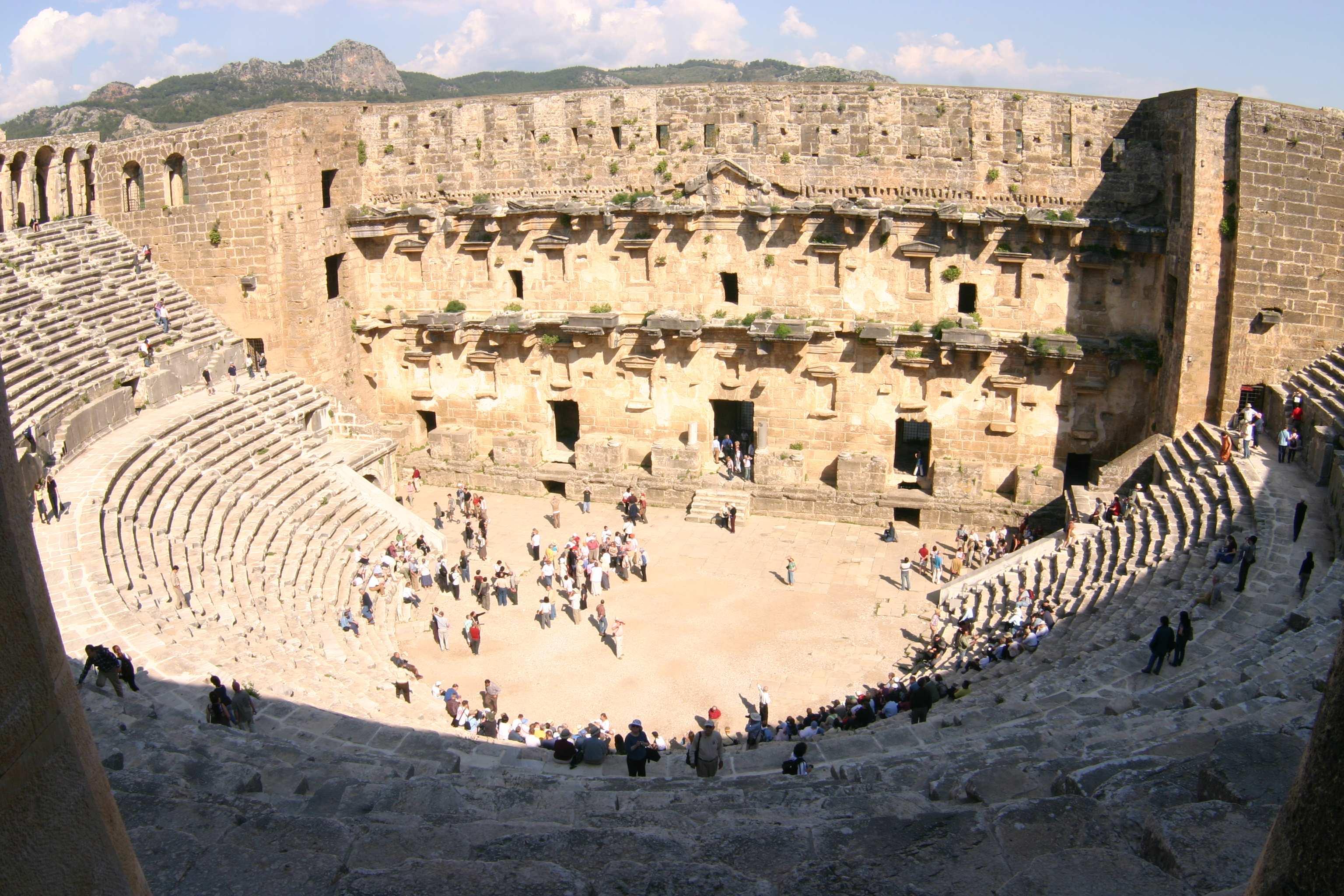 theatre aspendos