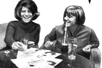 Sheila boit : 1964