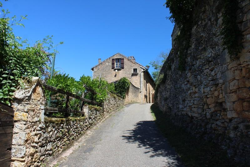 Fin de la visite du Château de Bonaguil