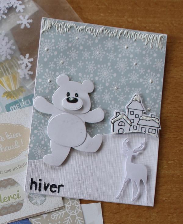 Ronde de cartes des saisons ... - l'hiver -6