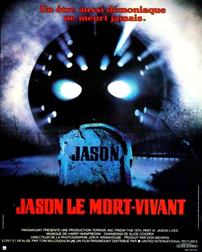 JASON LE MORT VIVANT 2 BOX OFFICE