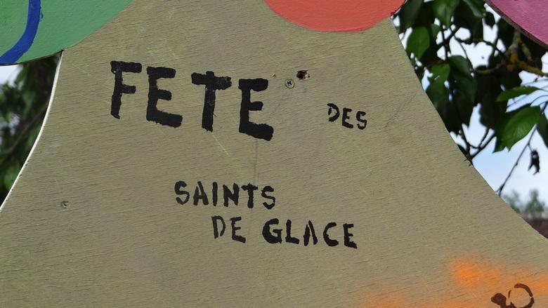 La Fête des Saints de Glace (Vareilles 89)