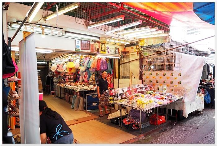 Vendeurs des rues à Bangkok - Thaïlande