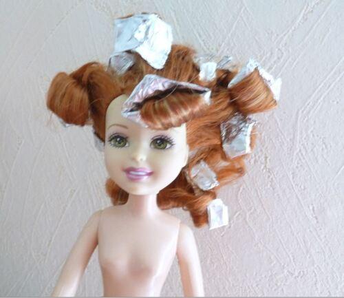 Les 3 amies de Barbie réunies
