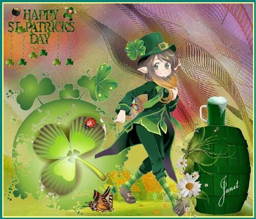 Happy St Patrick'day
