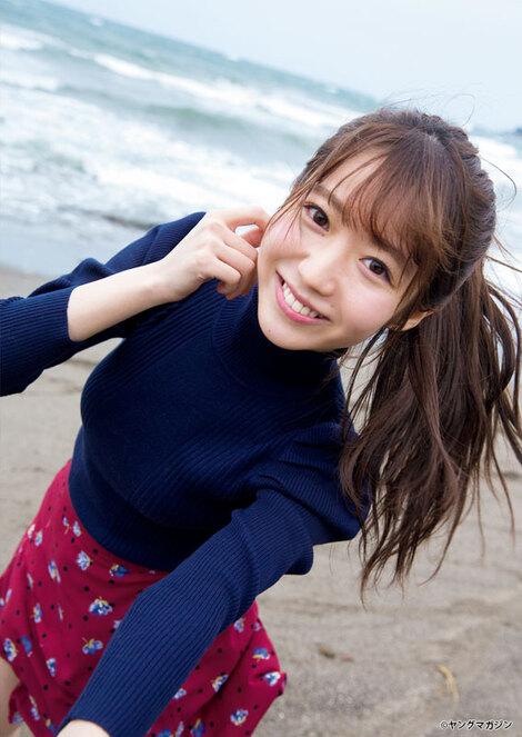Magazine : ( [Young Magazine] - 2018 / N°1 - Yuno Ohara, 8th Miss Marine Chan & Emiri Otani Staring )