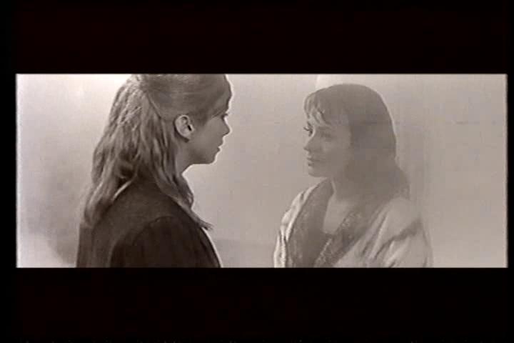 ANNIE GIRARDOT-CATHERINE DENEUVE-ROGER VADIM-ROBERT HOSSEIN- LE VICE ET LA VERTU-1963
