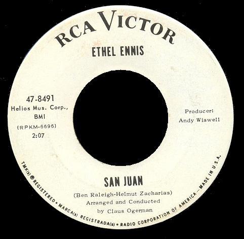 Ethel Ennis - San Juan