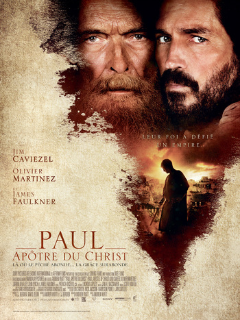 AFFICHE PAUL APÔTRE DU CHRIST