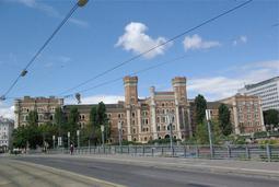 WIEN - Rossauer Kaserne