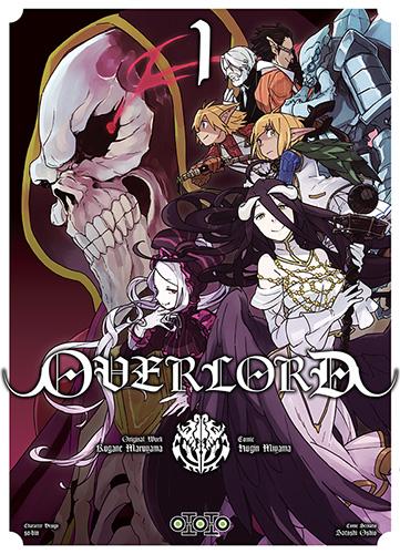 Overlord - Tome 01 - Rugane Maruyama & Hugin Miyama