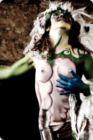 Show BodyPainting
