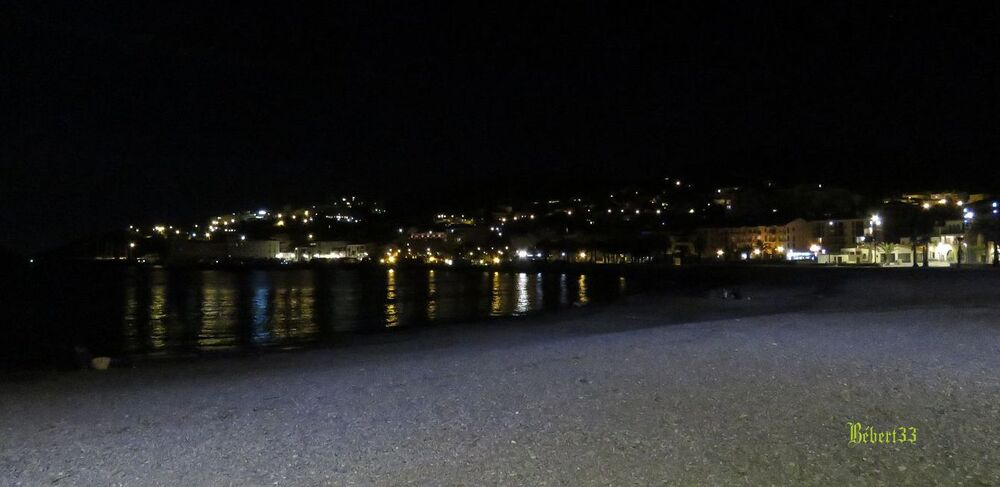 Le soir à Banyuls  - 5
