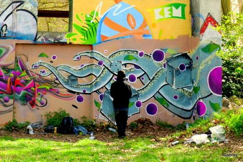 Des murs & des peintres