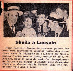 17 juin 1963 / L'EUROPE EN CHANTANT