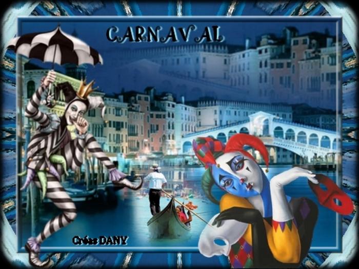"""Récompense """"Le Café des Artistes"""" concours Carnaval"""