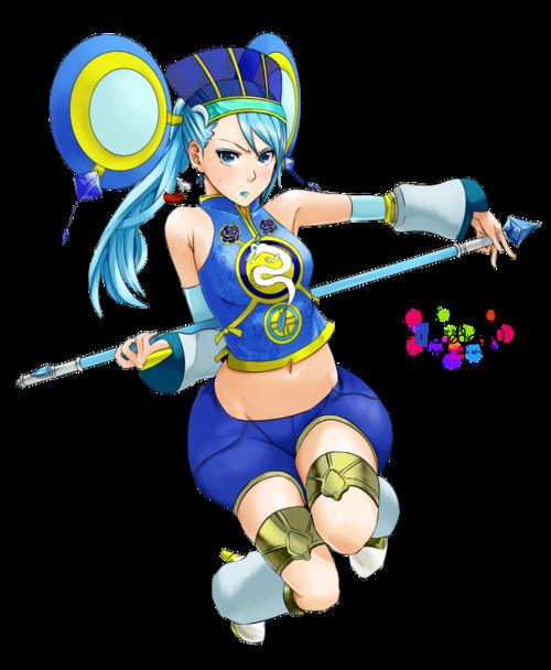 Render - Blue Rose (Karina Lyle) [5]