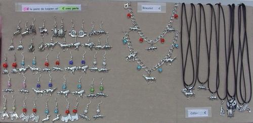 Nouveaux panneaux de bijoux à découvrir !
