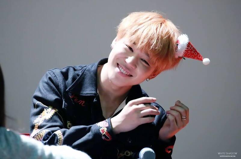 BTS fansign event 20-12-15 Jimin
