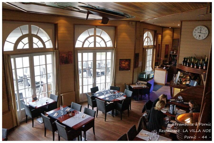 Pornic, Restaurant VILLA NOE