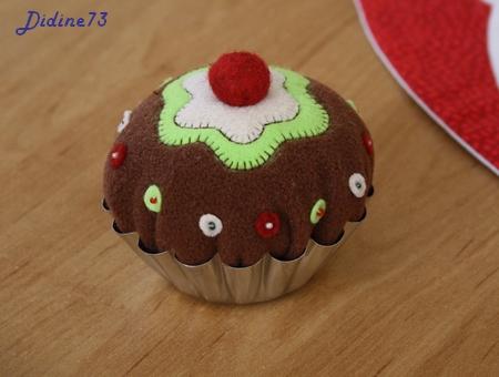 Noël 2014 ... muffin