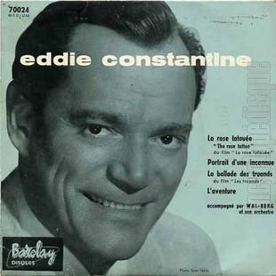 Eddie Constantine, 1956