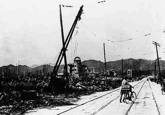 Hiroshima . 1945