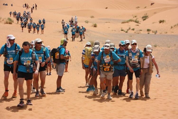 28 ème marathon des sables