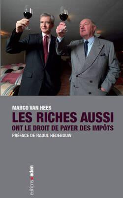 Un livre pour comprendre l'exil des riches français vers la Belgique