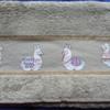 Véronique serviette lamas