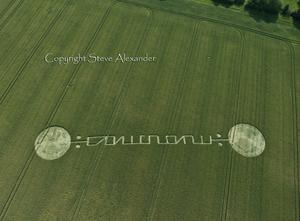 Crops circles 2011