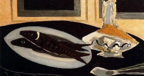 Mardi - La couleur noire dans l'art.