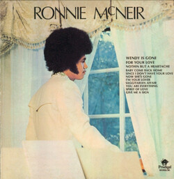 Ronnie McNeir - Same - Complete LP