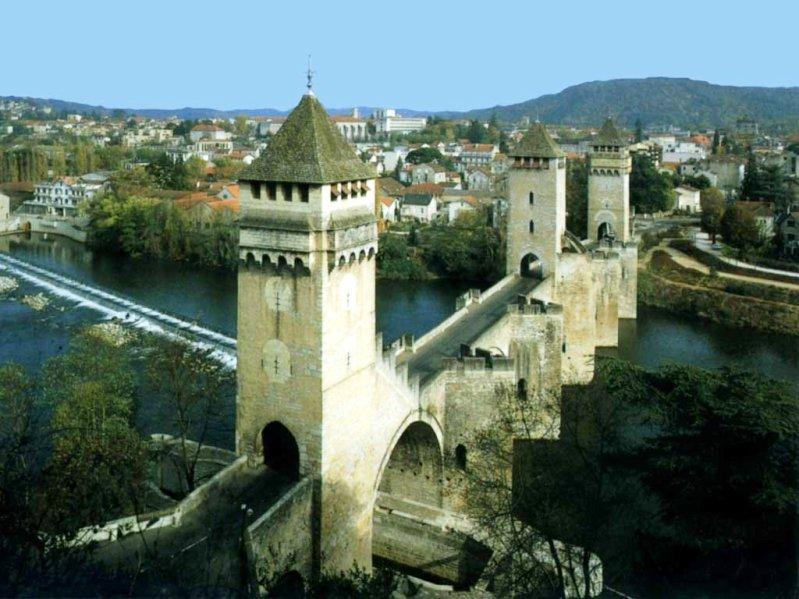 Le pont de Cahors