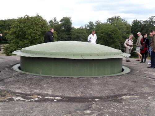 Uxegney, un fort de la ceinture d'Epinal...