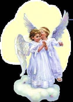 Deux petits anges