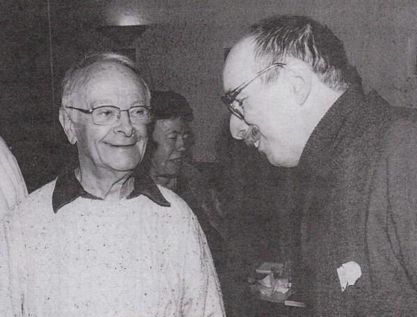 Gérard Sabbat et Louis Petriac