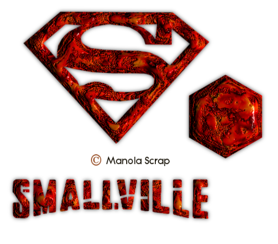 Smallville page 1