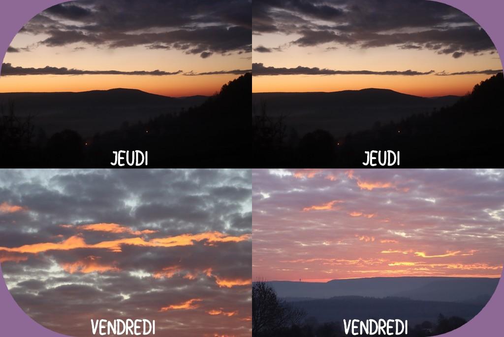 PHOTOS DU CIEL DE LA SEMAINE