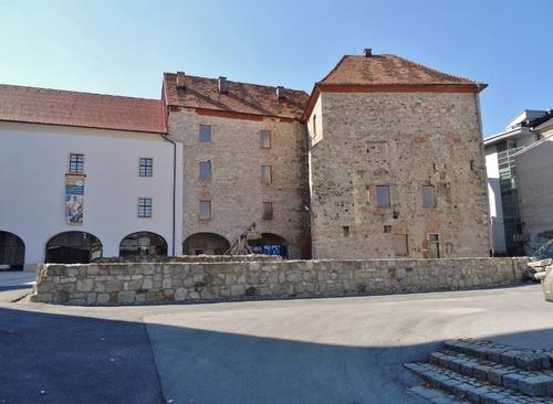 Flânerie dans Celje en Slovénie (photos)