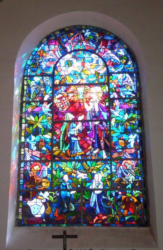 La Chapelle du Graal de Trehorenteuc