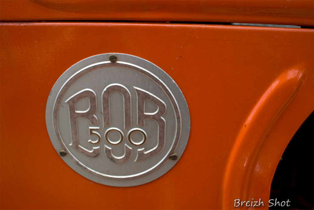 Tracteur Vendeuvre Bob 500
