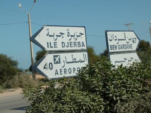 Panneaux indicateurs, de l'autre côté de la chaussée romaine