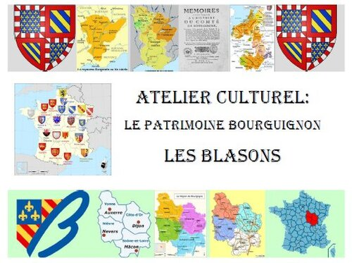 Ateliers culturels 2018-2019: 2è le patrimoine bourguignon